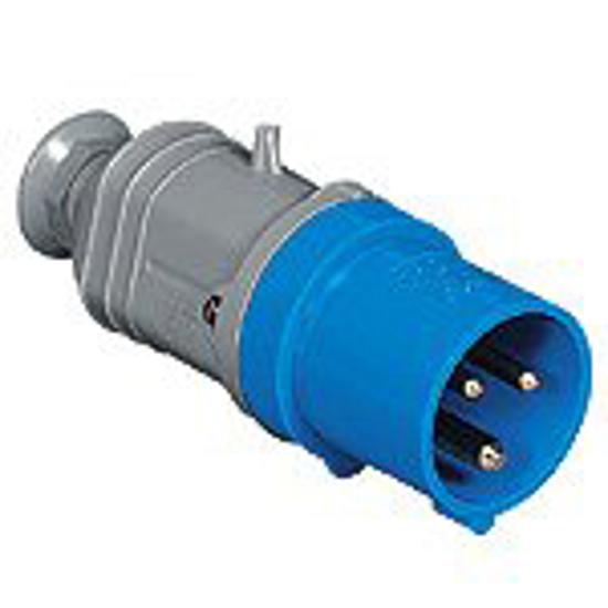 Immagine di 477422-SPINA MOBILE DIRITTA 3P+N+T 16A 200/346-240/415V IP44