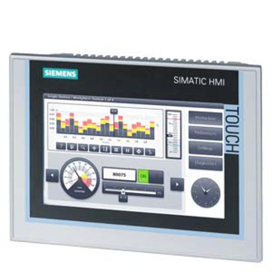 """Immagine di 6AV2124-0GC01-0AX0 - SIMATIC HMI TP700 Comfort, Comfort Panel, comando touch, display TFT widescreen da 7"""", 16 milioni di colori, interfaccia PROFINET, interfaccia MPI/PROFIBUS DP"""