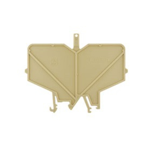 Immagine di 0485560000 - Serie SAK, Piastra di fissaggio, beige, 2 mm