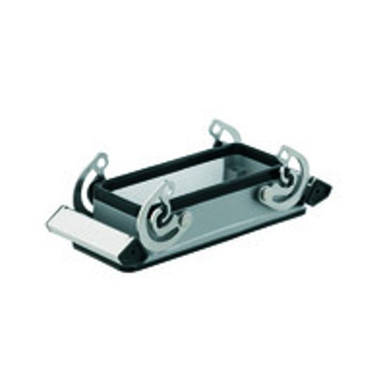 Immagine di 1208600000 - Base passante per custodie in alluminio