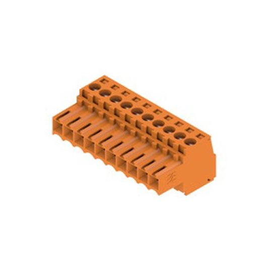 Immagine di 1597440000 - Connettore per circuito stampato - BL 3.50/10/180 SN OR BX