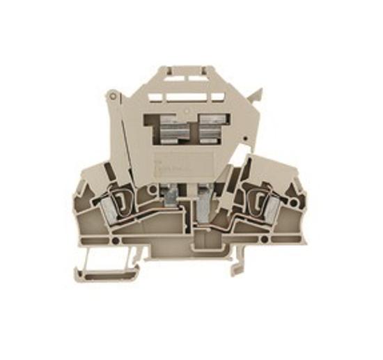 Immagine di 1616400000 - Morsetto componibile portafusibile Sez. 2.5mmq