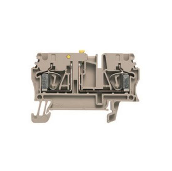 Immagine di 1831280000 - Morsetti componibili sezionatori di prova 2.5 mm², 500 V, 20 A