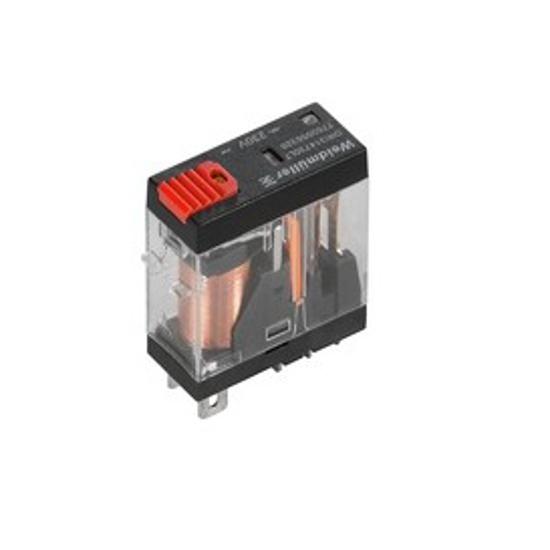 Immagine di 7760056320 - Relè ad innesto 1 contatto con led 230Vac 10A