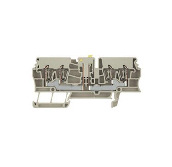 Immagine di 7920900000 - Morsetti componibili sezionatori di prova 2.5 mm², 400 V, 16 A