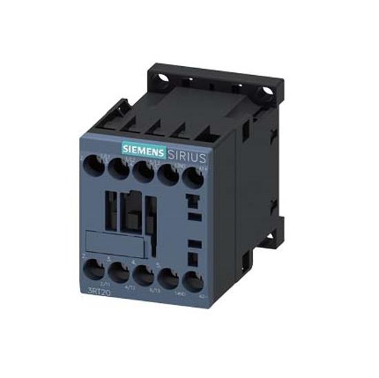 Immagine di Contattore di potenza, AC-3 7 A, 3 kW / 400 V 1 NO, 24 V DC a 3 poli
