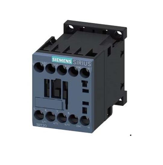 Immagine di Contattore di potenza, AC-3 9 A, 4 kW / 400 V 1 NC, 24 V AC, 50/60 Hz a 3 poli
