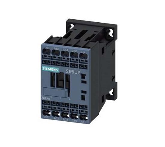 Immagine di Contattore di potenza, AC-3 9 A, 4 kW / 400 V 1 NC, 24 V DC a 3 poli