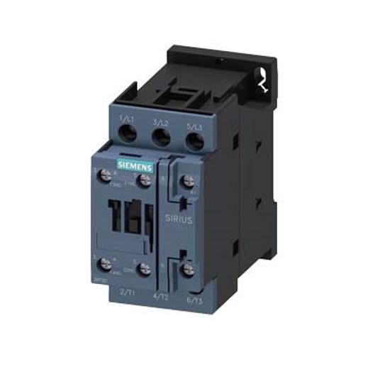 Immagine di Contattore di potenza, AC-3 9 A, 4 kW / 400 V 1 NO + 1 NC, 48 V AC, 50 Hz a 3 poli