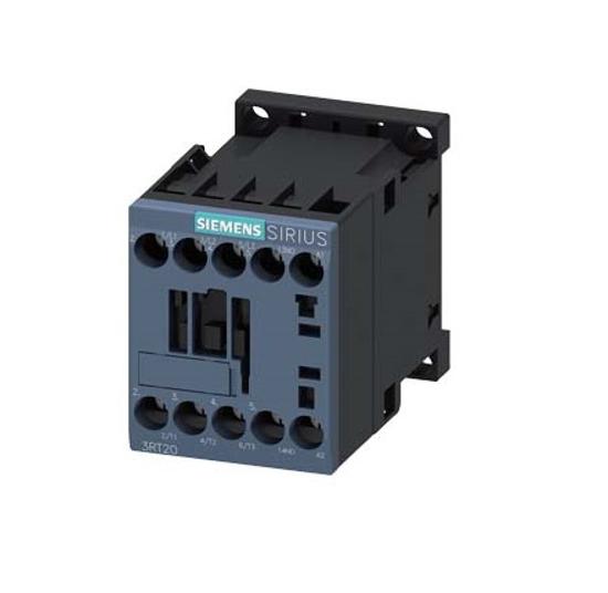 Immagine di Contattore di potenza, AC-3 9 A, 4 kW / 400 V 1 NO, 24 V AC, 50/60 Hz a 3 poli