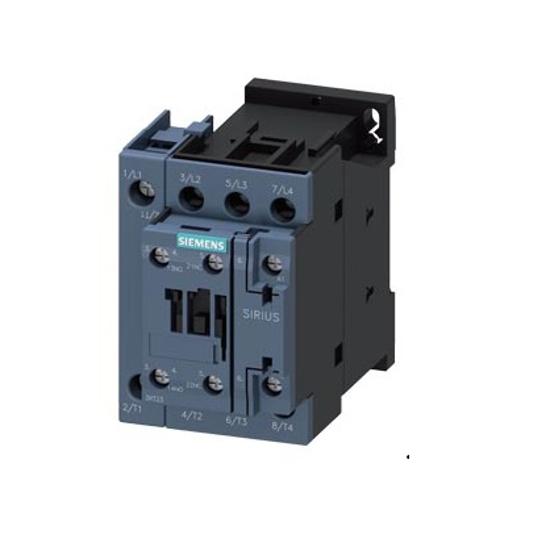 Immagine di Contattore, AC-1, 35 A / 400 V / 40 ° C, S0, 4 poli, 230 V AC, 50/60 Hz, 1 NO + 1 NC