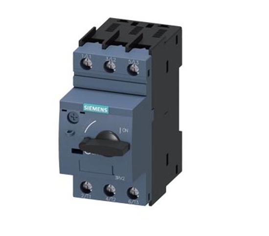 Immagine di Interruttore automatico taglia S0 per protezione motore, CLASSE 10 sganciatore A 0,45 ... 0,63 A