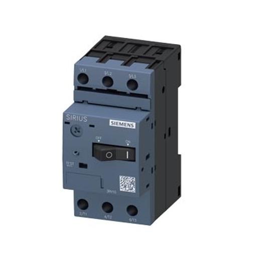 Immagine di Interruttore automatico taglia S00 per protezione motore, CLASSE 10 sganciatore A 0,11 ... 0,16 A