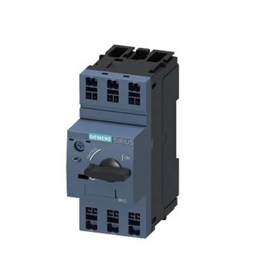 Immagine di Interruttore automatico taglia S00 per protezione motore, CLASSE 10 sganciatore A 0,22 ... 0,32 A