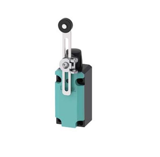 Immagine di Interruttore di posizione Custodia in metallo 40 mm secondo DIN EN 50041