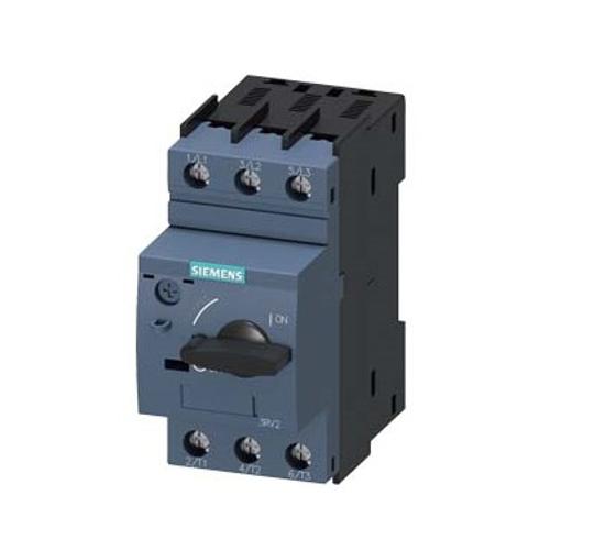 Immagine di Interruttore magnetotermico taglia S00 per protezione motore, CLASSE 10 sganciatore 3,5 ... 5 A