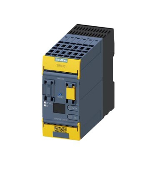 Immagine di Modulo di sicurezza SIRIUS Modulo base 3SK2 serie 20 F-DI, 4 F-DQ, 2 DQ, 24 V DC