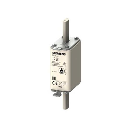 Immagine di Elemento fusibile LV HRC, NH0, In: 50 A, gG, Un AC: 500 V