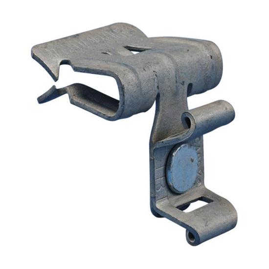 Immagine di 178520 - FASCETTA CON CLIP PER FLANGIA - 3 – 8 mm 4H24CT