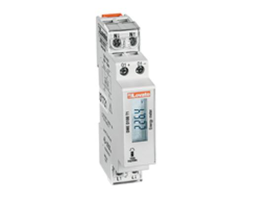 Immagine di DMED100T1 - Contatore Di Energia, Monofase, Non Espandibile, Digitale, Con Display Lcd 40a