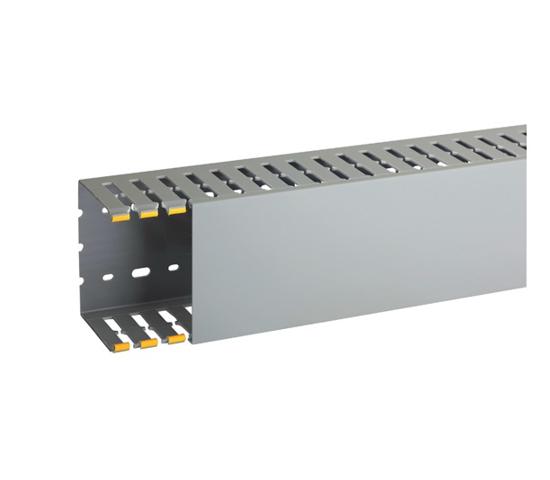 Immagine di Canalette per cablaggio di quadri elettrici T1-N 100X80