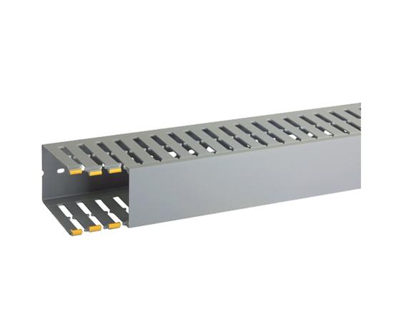 Immagine di Canalette per cablaggio di quadri elettrici T1-N 60X100