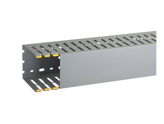 Immagine di Canalette per cablaggio di quadri elettrici T1-N 80X100