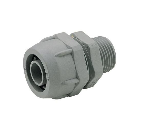 Immagine di Raccordi universali per guidacavi in PVC  Filettatura GAS: G2