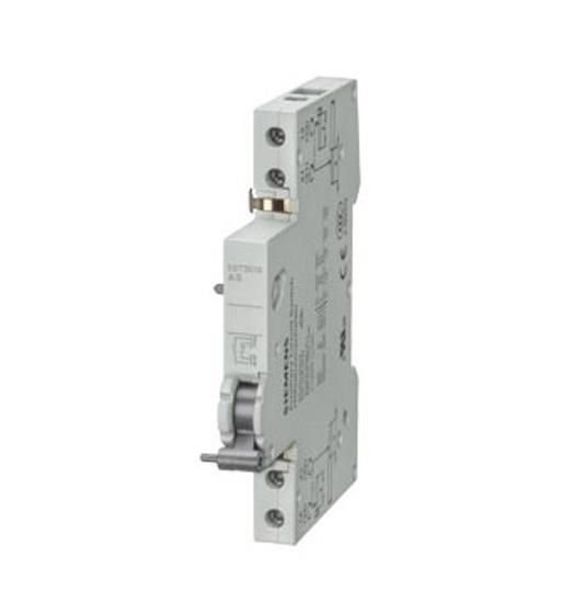 Immagine di Blocchetto di contatti ausiliari 2 NO per interruttori magnetotermici 5SL, 5SY, 5SP