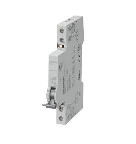 Immagine di Blocchetto di contatti di segnalazione errore 1 NO+1 NC, per interruttore magnetotermico 5SL, 5SY, 5SP