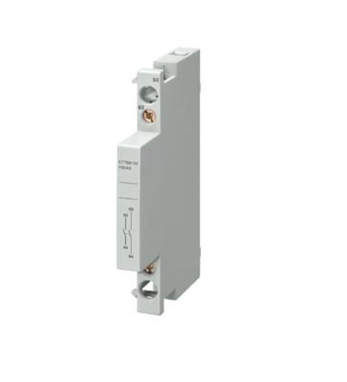 Immagine di Blocchetto di contatti ausiliari con 1 contatto NO e 1 contatto NC, per AC 230 V/400 V per 5TT58 e 5TT50