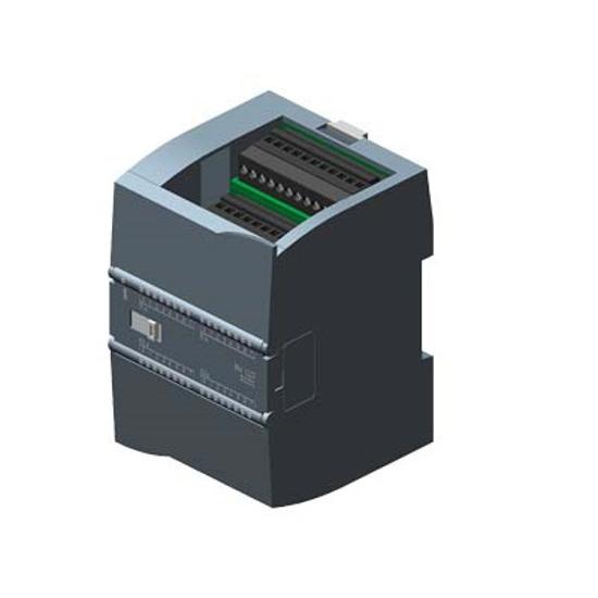 Immagine di SIMATIC S7-1200, I/O digitali SM 1223, 16DI/16DO, 16DI DC 24V, Sink/Source, 16DO, Transistor 0,5A