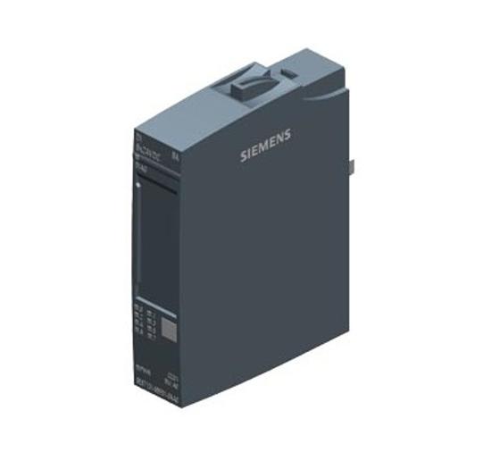 Immagine di SIMATIC ET 200SP, Modulo di ingressi digitali, DI 8x 24VDC Basic, tipo di ingresso 2 (IEC 61131), Sink Input, (PNP, lettura su P)