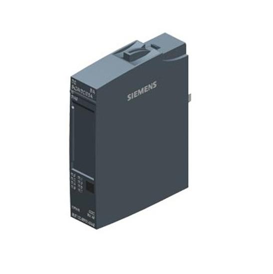 Immagine di SIMATIC ET 200SP, modulo di uscite digitali, DQ 8x 24V DC/0,5A Basic, Source Output (PNP,Commutazione su P)