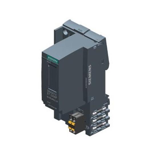 Immagine di SIMATIC ET 200SP, PROFINET, modulo d'interfaccia a 2 porte IM 155-6PN/2 High Feature, 1 posto connettore per BusAdapter, max. 64 moduli di periferia e 16 moduli ET 200AL
