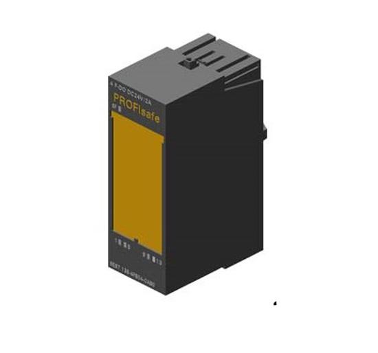 Immagine di SIMATIC DP, modulo di elettronica per ET 200S, 4 F-DO PROFIsafe, DC 24V/2A