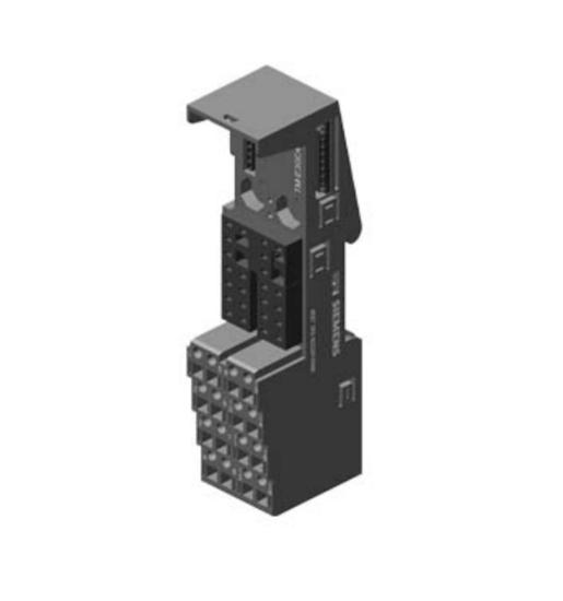 Immagine di SIMATIC DP, 1 modulo terminale TM-E30C44-01 per ET 200S per moduli elettronici