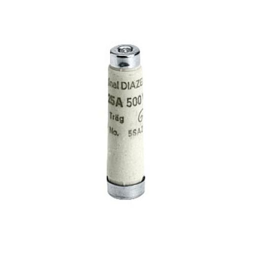 Immagine di Cartuccia fusibile DIAZED 500V ritardato, TNDZ, E16, 6A
