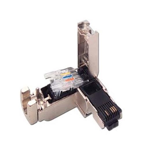 Immagine di Industrial Ethernet FastConnect RJ45 Plug 90 2x 2, RJ45 connettore (10/100 Mbit/s)