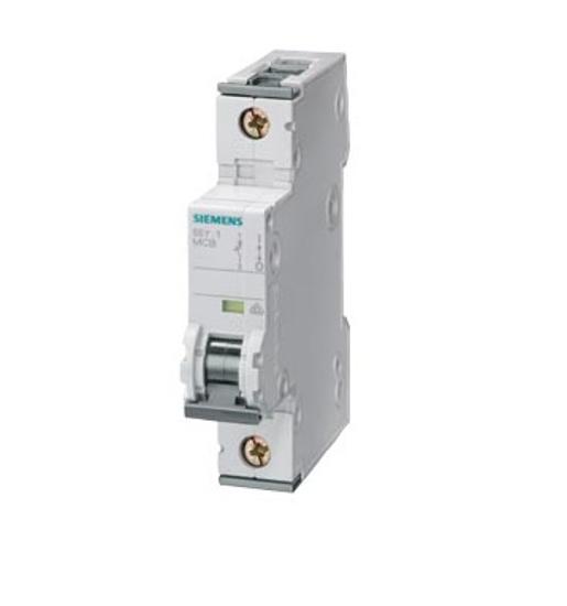 Immagine di Interruttore magnetotermico 230/400 V 6kA, a 1 polo, C, 1A, P=70mm