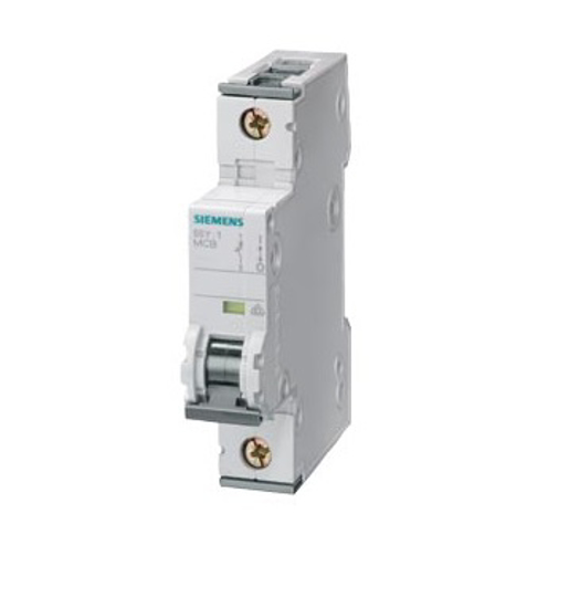 Immagine di Interruttore magnetotermico 230/400 V 6kA, a 1 polo, C, 16A, P=70mm