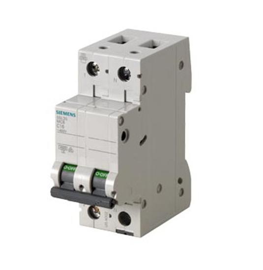 Immagine di Interruttore magnetotermico 230 V 4,5kA, 1+a N poli, C, 16A
