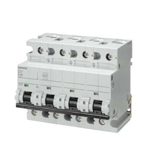 Immagine di Interruttore magnetotermico 400V 10 kA, a 4 poli, C, 100A, P=70mm