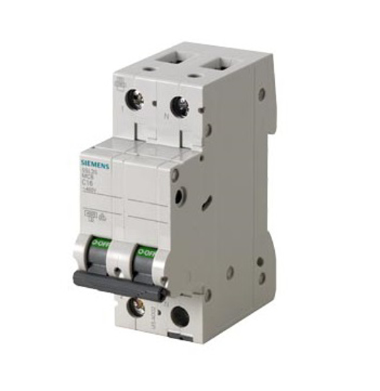 Immagine di Interruttore magnetotermico 230 V 4,5kA, 1+a N poli, C, 20A