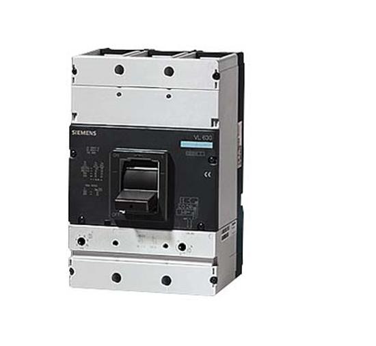 Immagine di Interruttore VL630N potere di manovra standard Icu=55kA, AC 415 V a 4 poli