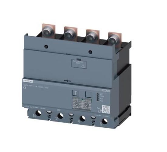 Immagine di Dispositivo di protezione differenziale RCD820 Advanced RCD Tipo A montato in basso corrente di guasto nominale 0,03 ... 30