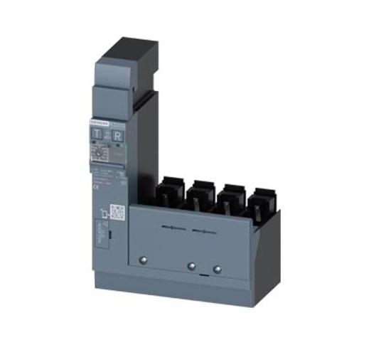 Immagine di Dispositivo di protezione differenziale RCD310 Basic RCD Tipo A montato lateralmente corrente di guasto nominale 0,03 ... 5 A