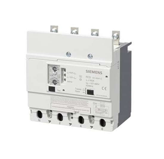 Immagine di Accessori per VL400, modulo differenziale (RCD) In=400 A Ue=127 ... 480 V a 4 poli