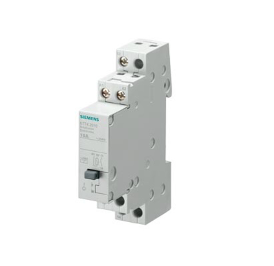 Immagine di Relè ausiliario con 1 contatto CO contatto per AC 230V 16A comando in AC 8V