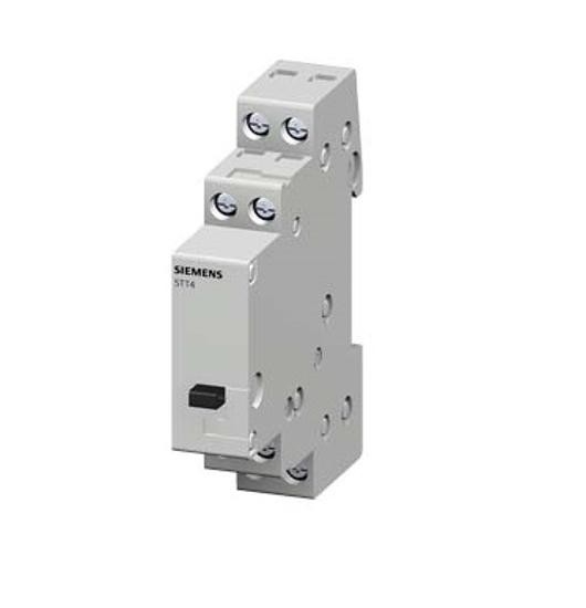 Immagine di Interruttore con comando a distanza con 1 contatto NO, contatto per AC 230V 16A comando in AC 24V